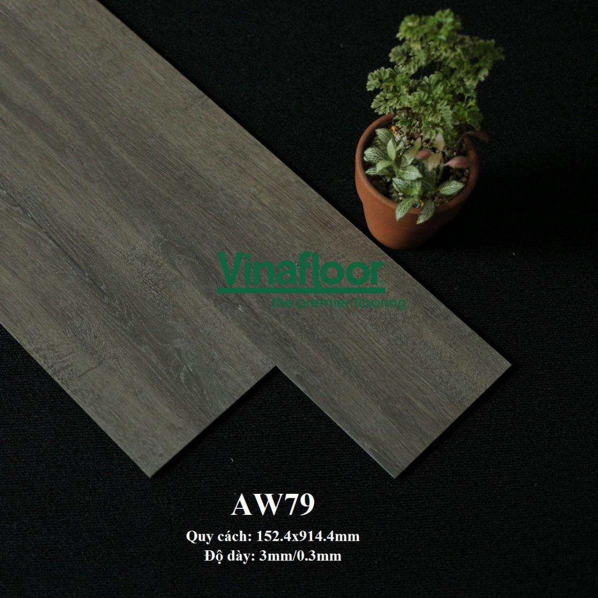 Sàn nhựa giả gỗ AW79