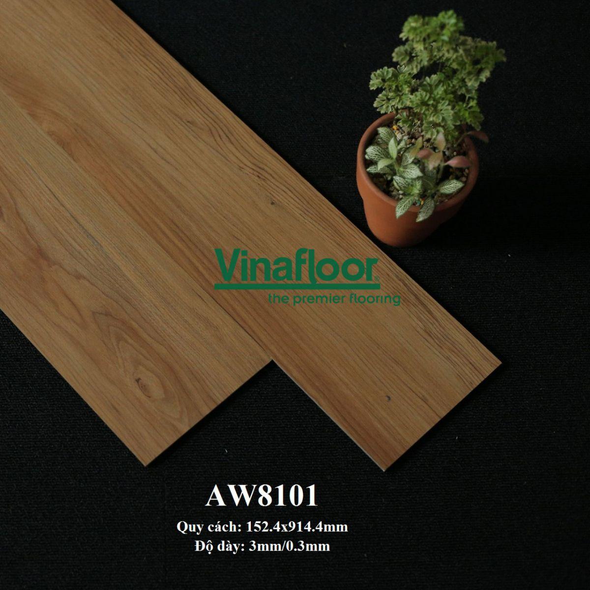 Sàn nhựa giả gỗ AW8101
