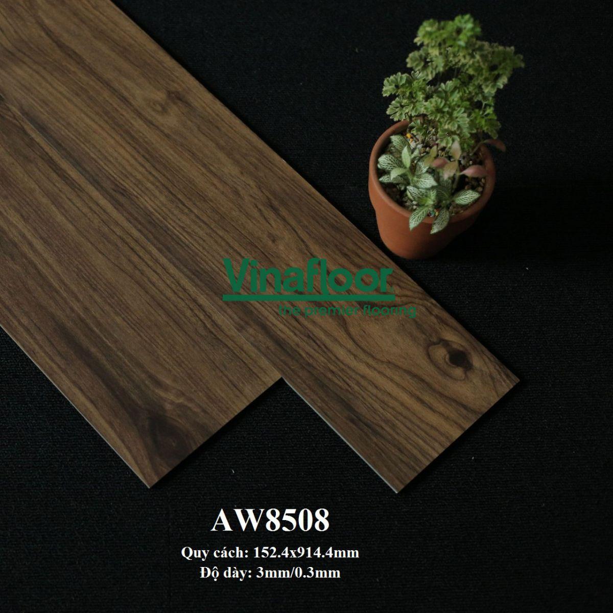 Sàn nhựa giả gỗ AW8508