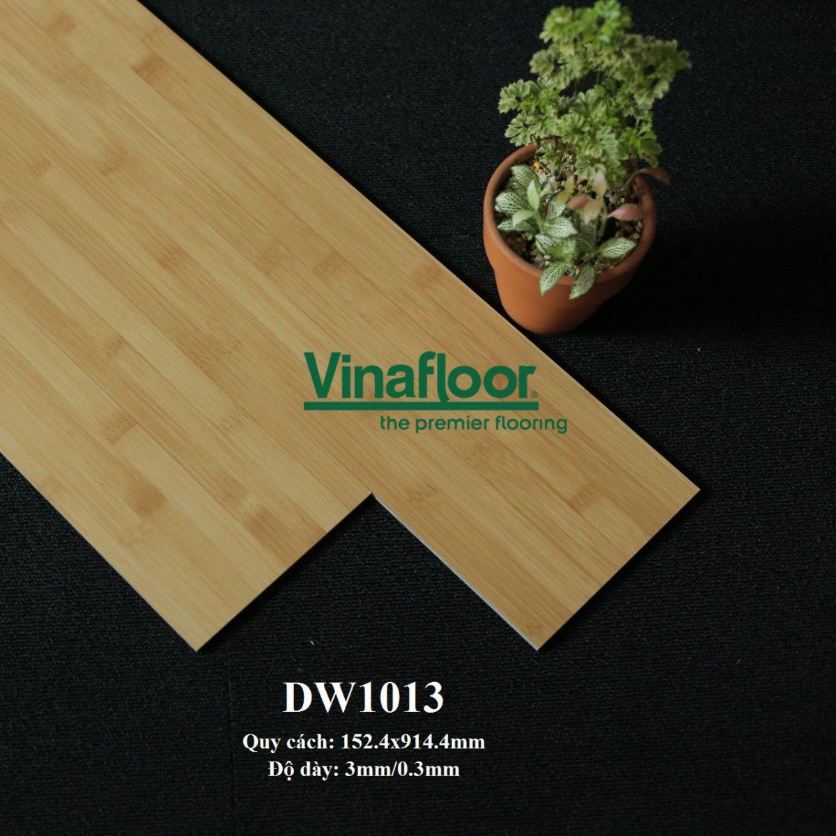 sàn nhựa giả gỗ deluxe tile DLW1013