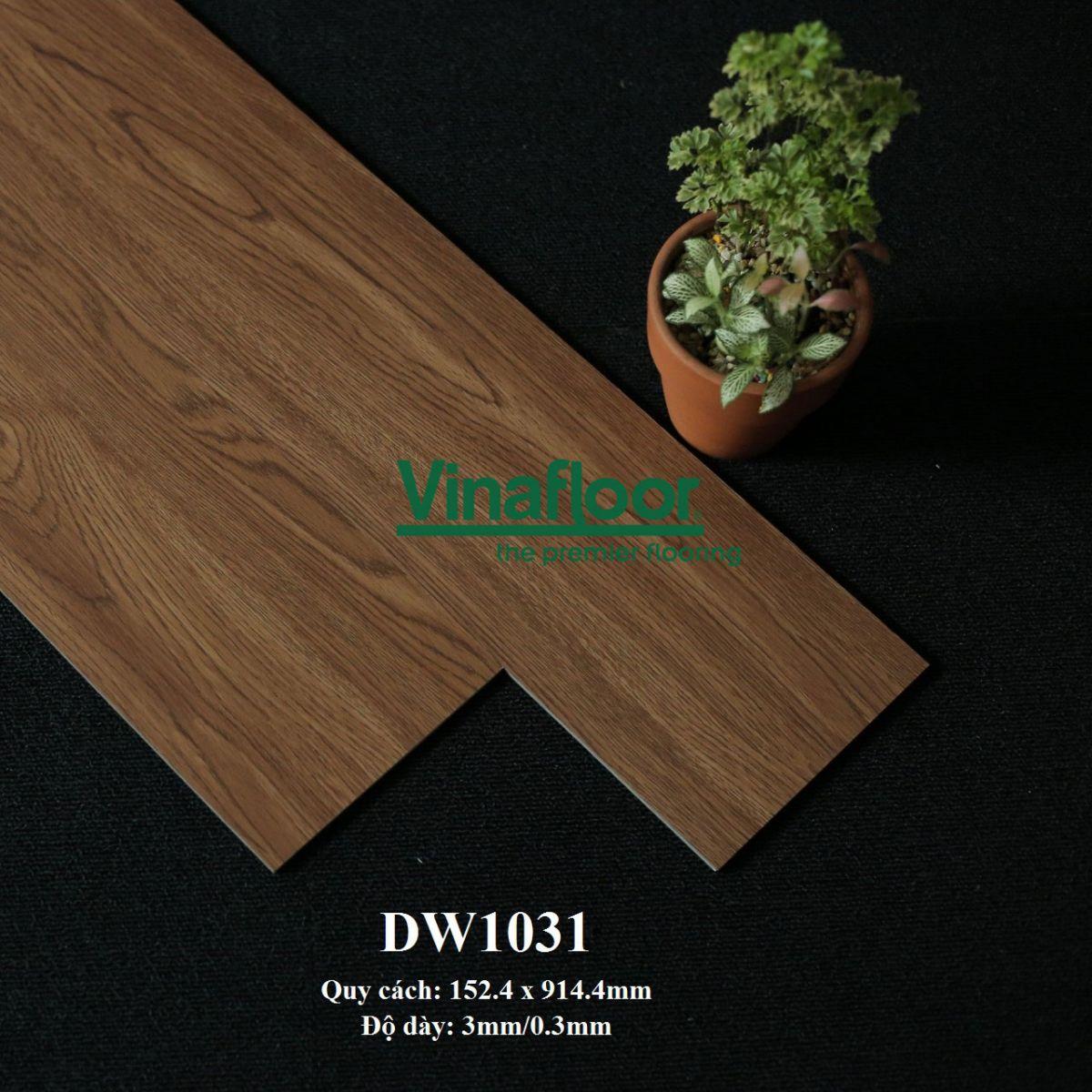 sàn nhựa giả gỗ deluxe tile DLW1031