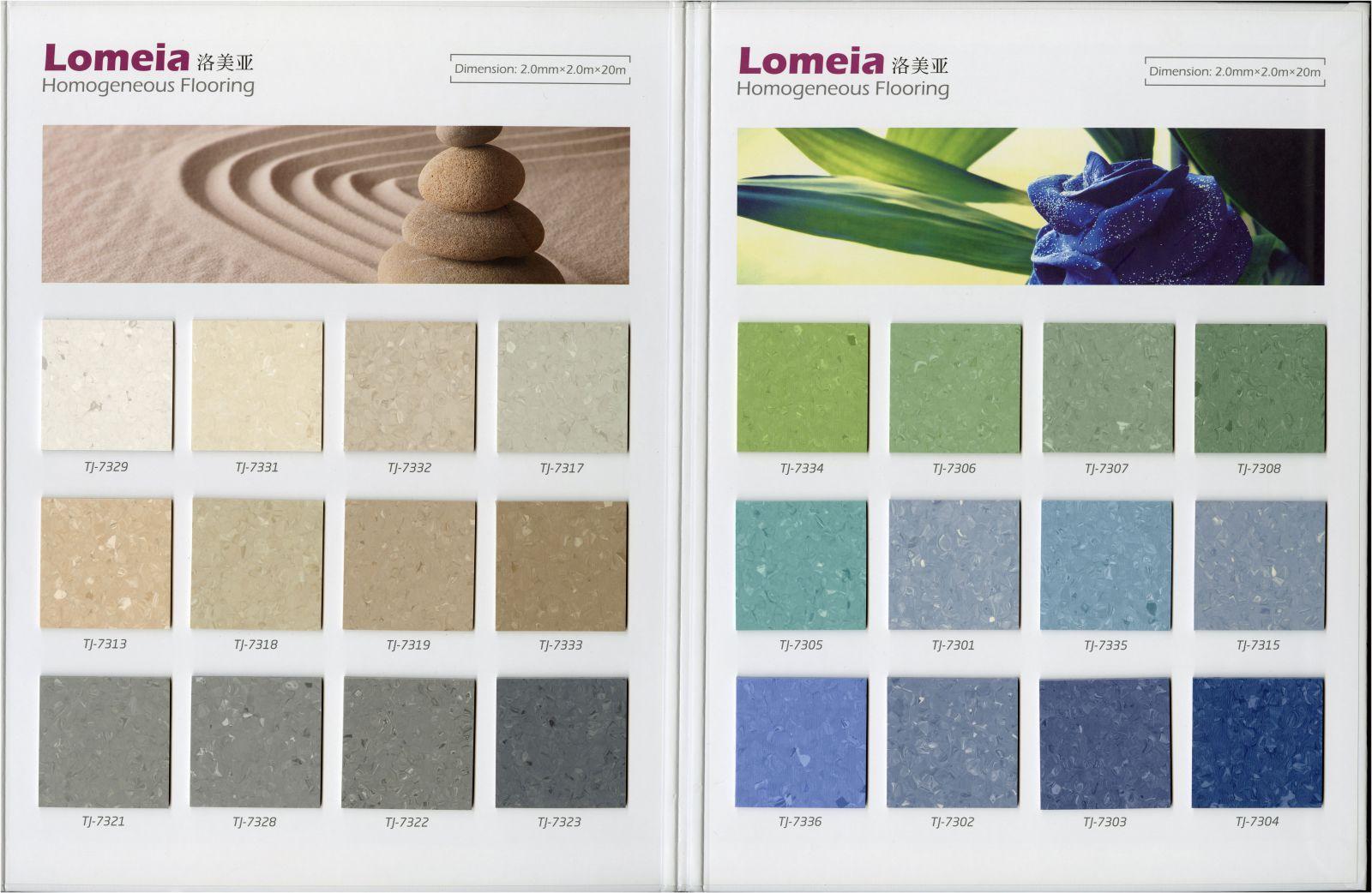 Sàn Vinyl Lomeia