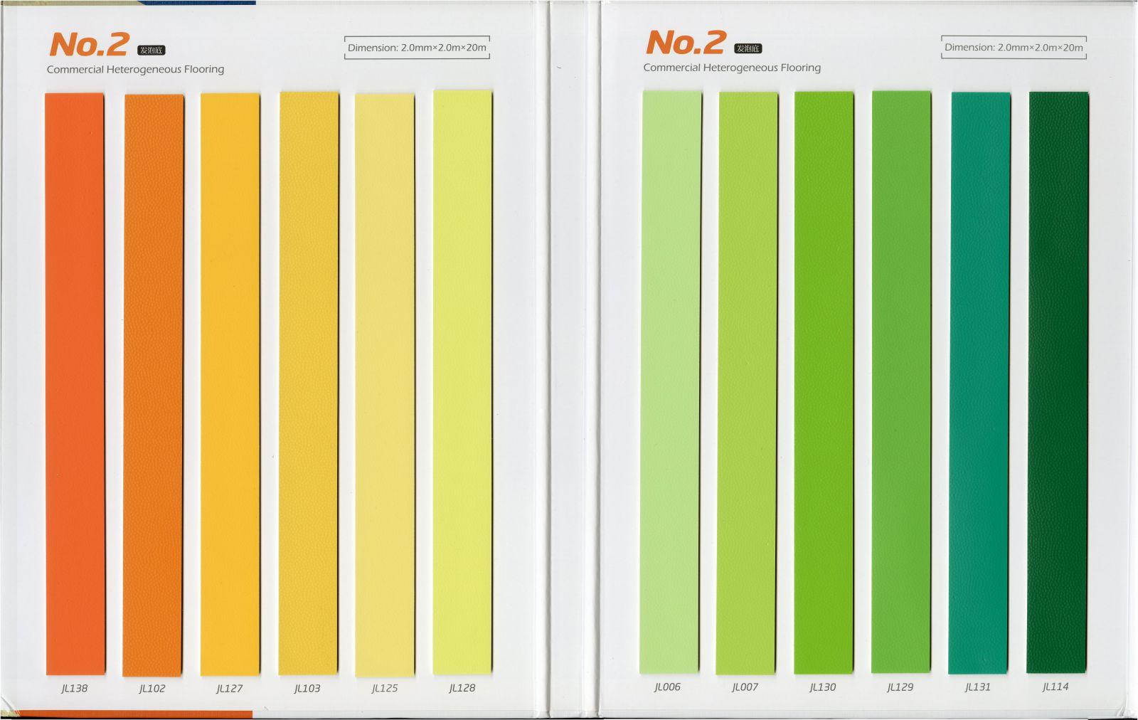 sàn vinyl NO2