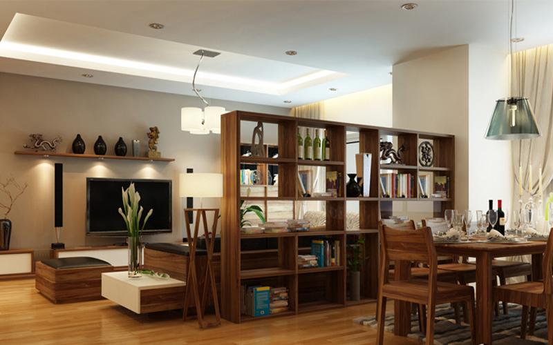 Tự thiết kế màu sắc nội thất hài hòa với sàn nhựa giả gỗ