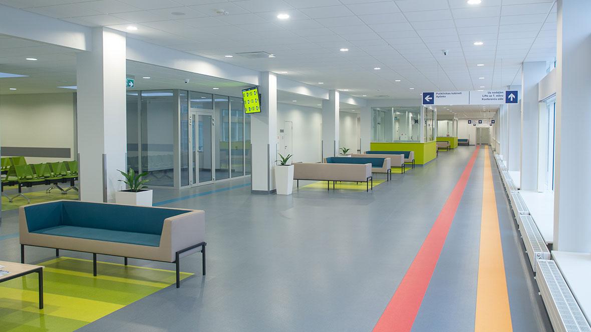 Sử dụng sàn vinyl bệnh viện đúng cách phát huy tối đa tác dụng