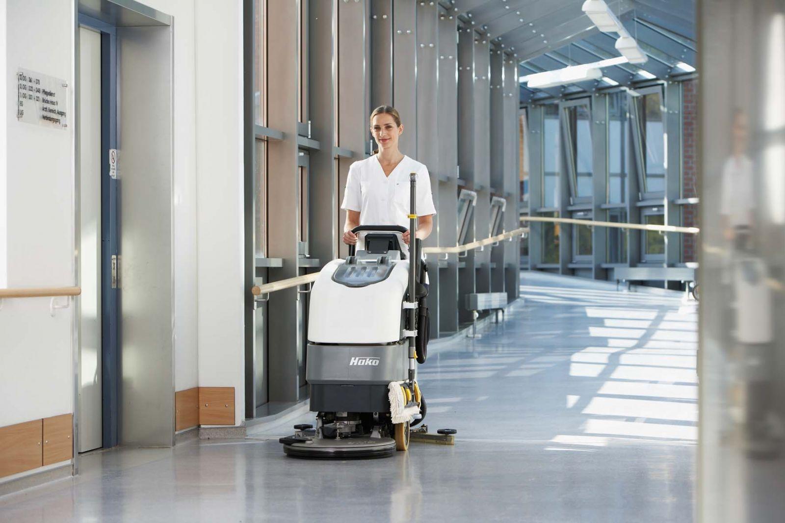 Vệ sinh sàn vinyl yếu tố quan trọng để giữ độ bền